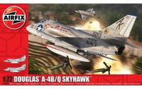 Airfix A03029A Douglas™ A-4B/Q Skyhawk™ 1:72 Scale Model Kit