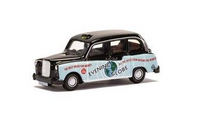 Hornby R7123 FX4 Taxi 1:76 Model Railway Lineside Accessories