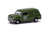 Hornby R7125 BMC Mini Van 1:76 Model Railway Lineside Accessories