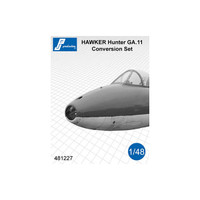 PJ Productions Hawker Hunter GA11 conversion for Airfix kit Accessories 1:48 (PJP481227