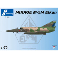 PJ Productions Dassault Mirage M-5M Elkan Kit 1:72 (PJP721030)