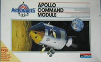 Monogram No. 5902 Apollo Command Module Young Astronauts 1:32 Scale