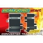 Scalextric Start C8525 Converter Track Pack