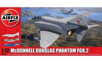 Airfix A06017 McDonnell Douglas FGR.2 Phantom 1:72 Scale Model Kit
