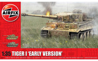 Airfix A1363 Tiger-1, Early Version 1:35 Scale