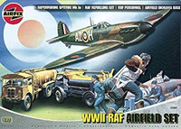 Airfix A06901 WWII RAF Airfield Set 1:72 Scale