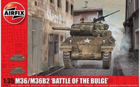 Airfix A1361 M36/M36B2, Battle of the Bulge 1:35 Scale