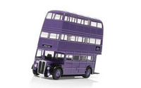 Corgi CC99726 Harry Potter Triple Decker Knight Bus Die-Cast Metal Collectable