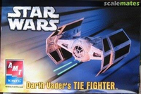 AMT/ERTL 38270 Star Wars Darth Vader's TIE Fighter Model Kit