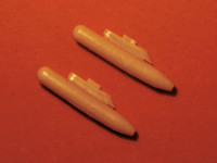 OzMods Scale Models RAAF Macchi MB326H Gun Pods Accessories 1:48