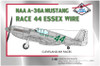 """High Planes North American A-36 Race 44 """"Essex Wire Corp"""" 1947 Cleveland Racer Kit 1:48"""