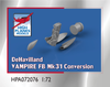 High Planes Plus DeHavilland DH.100 Vampire FB.31 Conversion Only 1:72