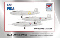 High Planes GAF Pika Kit 1:72 HPK072010