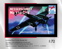 High Planes Messerschmitt Me 110G-4