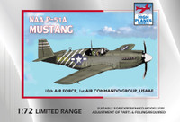 High Planes NAA P-51A Mustang