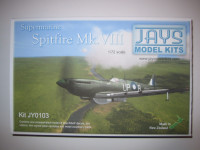 Jays Model Kits Ventura Supermarine Spitfire Mk VIII (Kit 1:72)