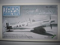 Jays Model Kits Ventura Supermarine Seafire Mk XV A-Frame Hook (Kit 1:72)