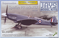 Jays Model Kits Ventura Supermarine Spitfire PR Mk XIX (Kit 1:72)