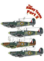 Red Roo Models 457 Sqn RAAF, UK 41-42 Decals 1:48