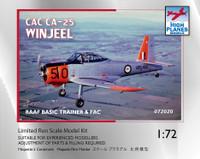 High Planes CAC Winjeel RAAF