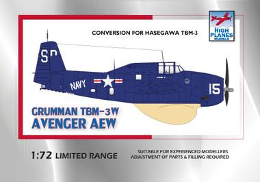 Grumman TBM3W Avenger