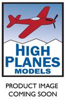 High Planes Vickers K Gun x 2 Accessories 1:72