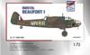 High Planes Bristol Beaufort Mk 1 RAF Europe Kit 1:72 (HPK072027)