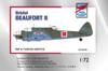 High Planes Bristol Beaufort Mk II P&W version,RAF and Turk Kit