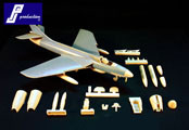 PJ Productions Hawker Hunter F58 conversion for Academy kit Accessories 1:48