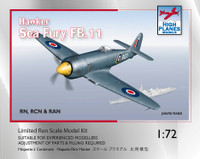 High Planes Hawker Sea Fury