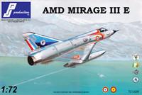 PJ Productions Avions Militaire Dassault Mirage IIIE
