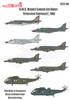 Combat Decals HMS Hermes Air Group Falklands