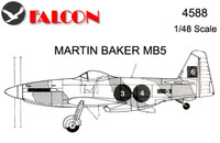 Falcon Martin Baker MB5 Kit 1:48