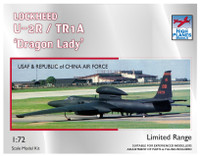 Lockheed U2R TR1A Dragon Ladt