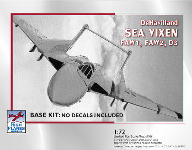 High Planes DeHavilland Sea Vixen