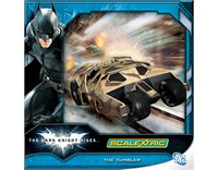 Scalextric C3333A Batman-The Tumbler The Dark Knight Riser Slot Car Accessories (C3333A)