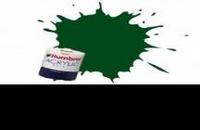 Humbrol Acrylic Paint 3 Gloss Brunswick Green12 ml Jar