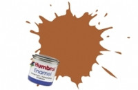 Humbrol Acrylic Paint 9 Gloss Tan12 ml Jar