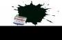 Humbrol Acrylic Paint 91 Matt Black Green 12 ml Jar