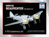 High Planes Bristol Beaufighter essentials set for Airfix kit