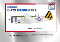 Republic P-47N Thunderbolt High Planes