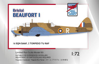 High Planes Bristol Beaufort Mk I SAAF RAF Kit 1:72