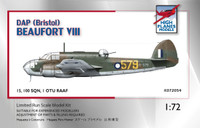 High Planes DAP Bristol Beaufort Mk VIII RAAF Kit 1:72