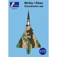 PJ Productions MirSip  / Elkan Conversion Set Accessories 1:72