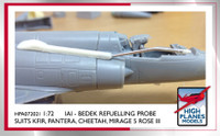 High Planes IAI - Bedek Refuelling Probe Accessories 1:72