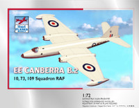 High Planes English Electric EE Canberra B2