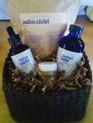Ooh, Baby gift basket