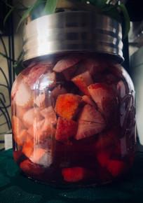 Strawberry Hooch