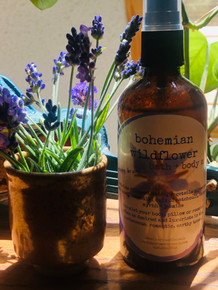 Bohemian Wildflower bath + body mist
