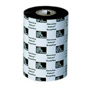 "Zebra 02000BK06045 Thermal Transfer Wax Ribbon (2.36"" x 1476') 2000 Standard, 24 Rolls"
